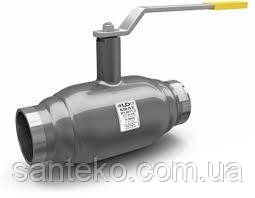 Кран повнопрохідний приварний LD кульовий сталевий (КШ.Ц.П.) Ру=25 ДУ40