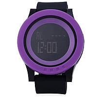 Часы Skmei DG1142 BK- Purple BOX (DG1142BOXBKPL)