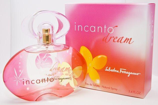 Salvatore Ferragamo Incanto Dream (Сальваторе Феррагамо Инканто Дрим), женская туалетная вода, 100 ml копия