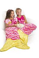 Плед в форме хвоста русалки Snuggie Tails для девочек., Качество