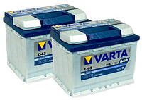 Аккумулятор Varta BLUE dynamic 60 А/ч (560127054 D43)