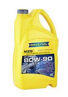 SAE 80W-90 API GL-4 Ravenol MZG олива трансмісійна (4 л)