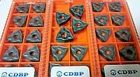 Пластина WNMG 080408 MD BPG20B для токарной обработки нержавющей стали