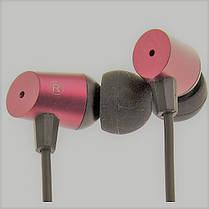 Стерео музыкальные наушники с микрофоном lapas, фото 3