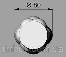 Изготовление резных круглых ножек на ЧПУ. Для тумб, комодов, деревянной и мягкой мебели. 285 мм, фото 3