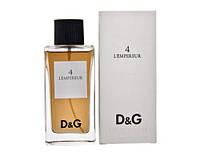Мужские ароматы Dolce & Gabbana Anthology L'Empereur 4 (элегантный, яркий аромат)