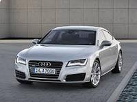 Лобовое стекло на Audi A7