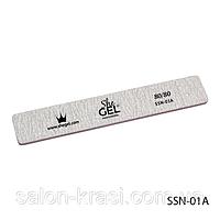 SSN-01A Прямоугольная пилка 80/80 She Gel