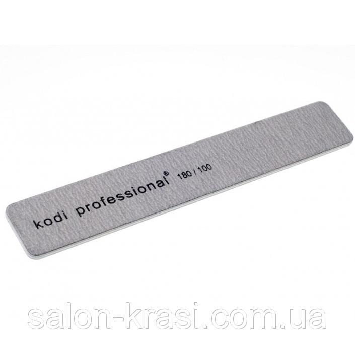 """Пилка """" Прямоугольник """"  Grey 180/100 Kodi Professional"""