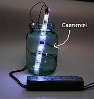 Что такое герметичная светодиодная лента и где она применяется?