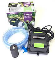 Аэратор, компрессор Silenta Pro 1200 для пруда, водоема, септика, узв, озера