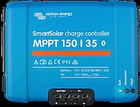 Контроллер заряда SmartSolar MPPT 150/35 (с Bluetooth)