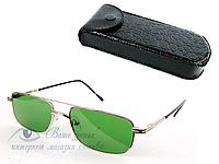 Очки глаукомные (линзы СТЕКЛО) код 555
