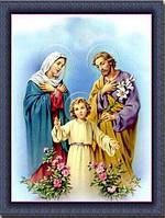 "Алмазная мозаика ""Святое семейство"""
