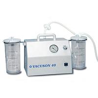VACUSON 40 Аспиратор хирургический