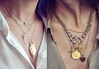 Можно ли носить серебряные цепочки вместе с золотыми кулонами?