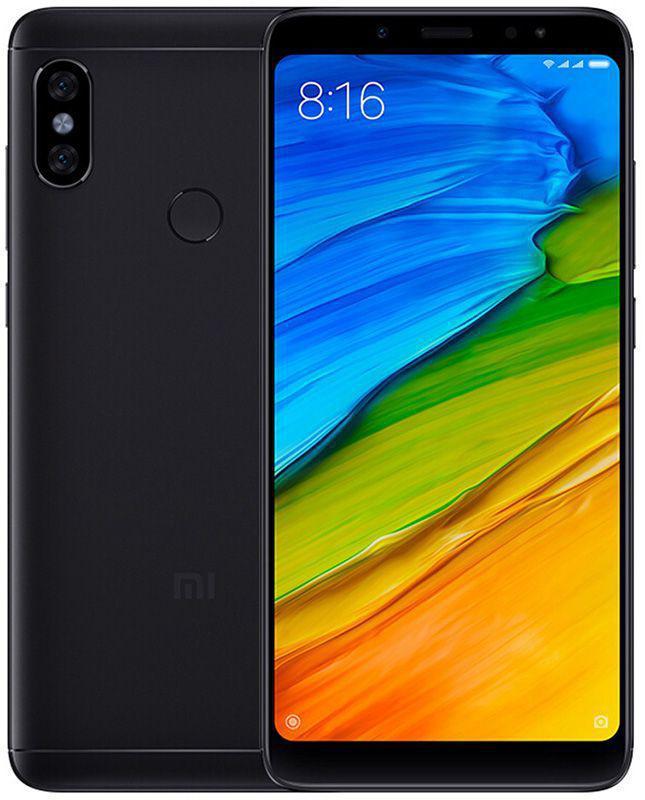 Смартфон Xiaomi Redmi Note 5 4/64Gb Black [Global]