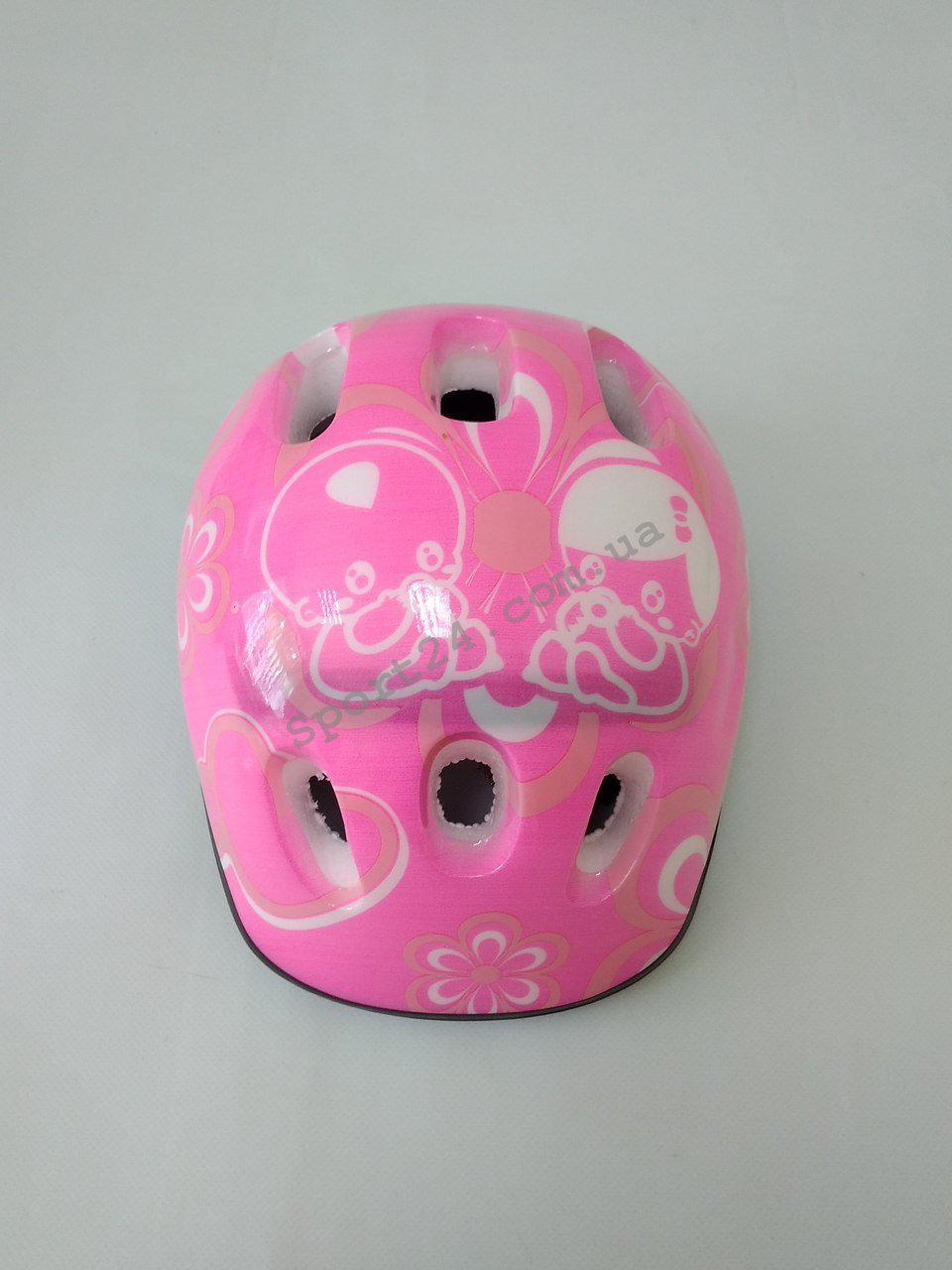 Защитный шлем для детей Baby, розовый