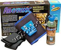Пояс миостимулятор AB Gymnic с большим гелем Абжимник