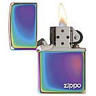 Зажигалка Zippo 151 ZL  Zippo logo Spectrum™ (Спектр), фото 2