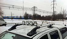 Рейлинги на Toyota Hilux (2015-...)