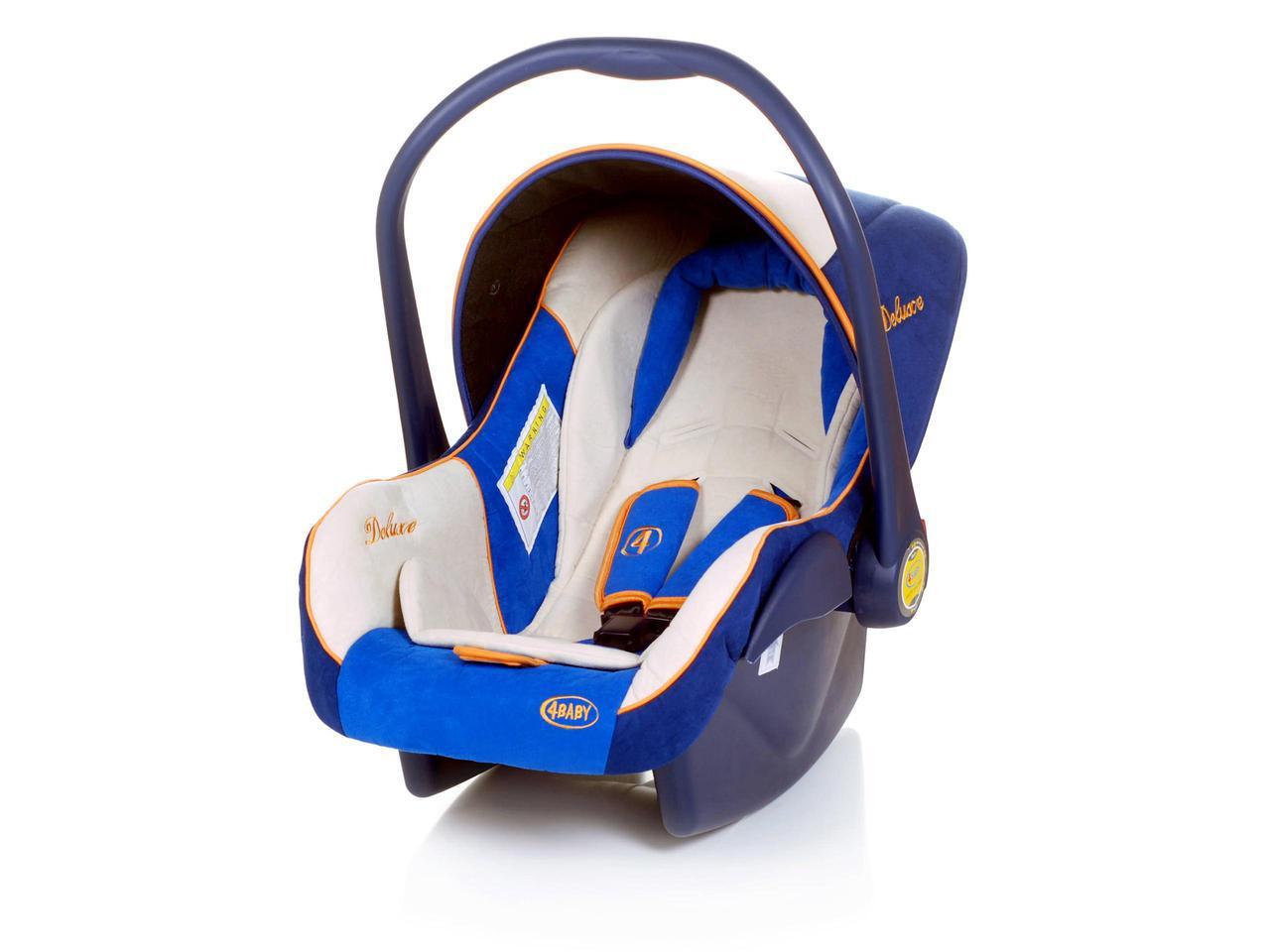 Детское автокресло Colby Deluxe 0-13 кг