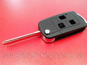 Заготовка выкидного ключа TOYOTA 3 кнопки ACURA style, 118#