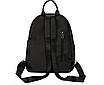 Рюкзак женский молодежный Pink черный, фото 4