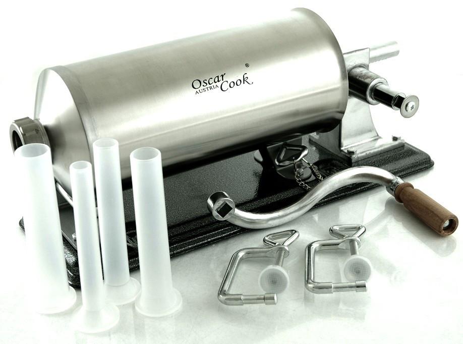 Шприц для колбас Oscar Cook 3 кг