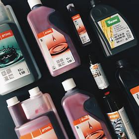 Моторное масло и остальные смазывающие вещества