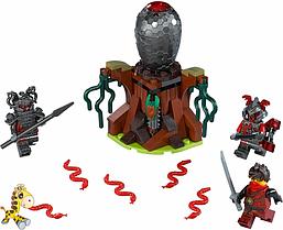 "Конструктор Bela Ninja 10578 (аналог Lego Ninjago 70621) ""Атака Алой армии"" 101 елемент"