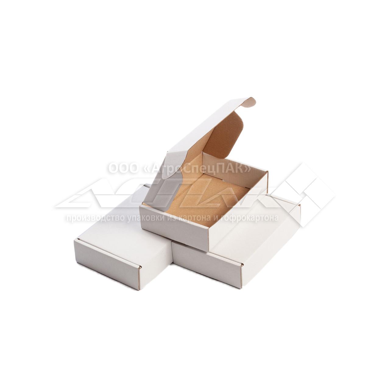 Картонные коробки 155*110*40 белые