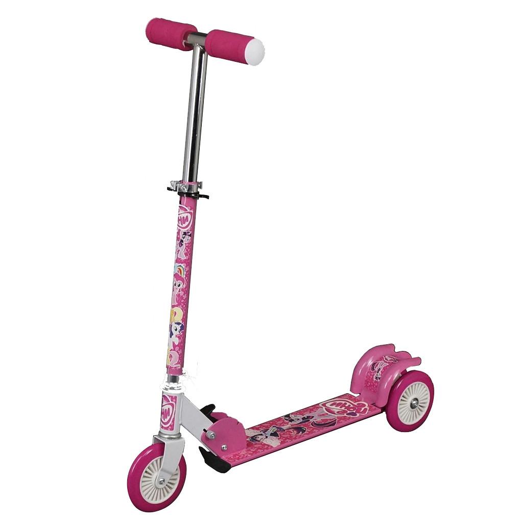 Самокат Best Scooter 466-363 Розовый Mini 56633T