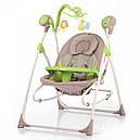 Колыбель-качели Nanny/Tilly/Carrello BT-SC-0005 (3в1)+пульт управления (все цвета в наличии), фото 7