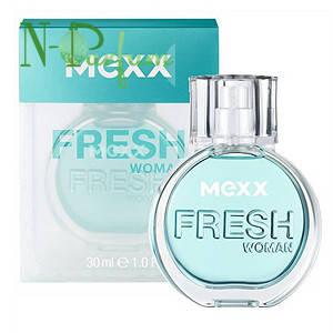 Mexx Fresh Woman туалетная вода 15 мл продажа цена в киеве