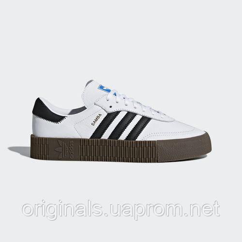 Кроссовки Adidas Samba Rose W AQ1134