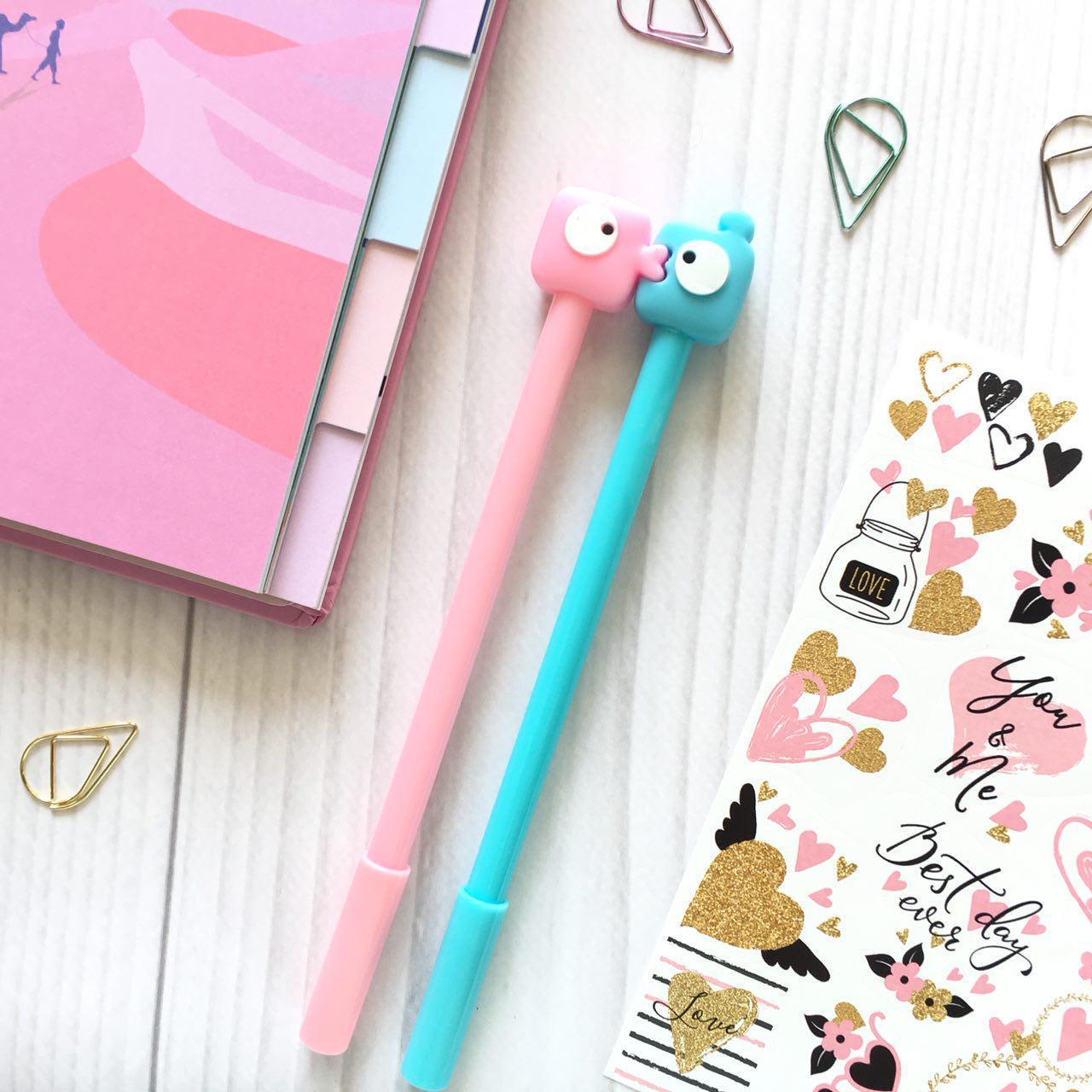 Открытка с ручкой подарочный набор