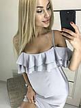 Платье летнее 42-46р цвета в ассортименте, фото 3