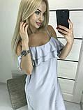 Платье летнее 42-46р цвета в ассортименте, фото 4
