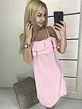 Платье летнее 42-46р цвета в ассортименте, фото 5
