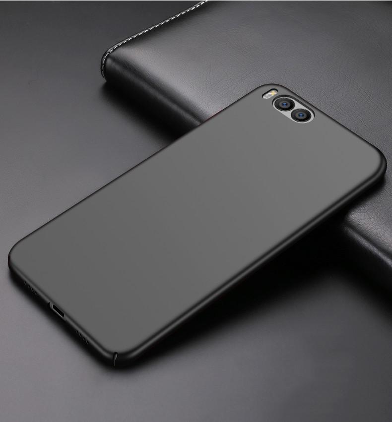 Чехол бампер Soft Touch для Xiaomi Mi Note 3