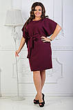 Платье летнее батал 50-54р цвета в ассортименте, фото 10