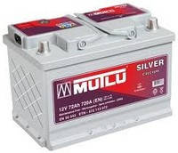Аккумулятор автомобильный MUTLU Silver 6ст-74 Ач