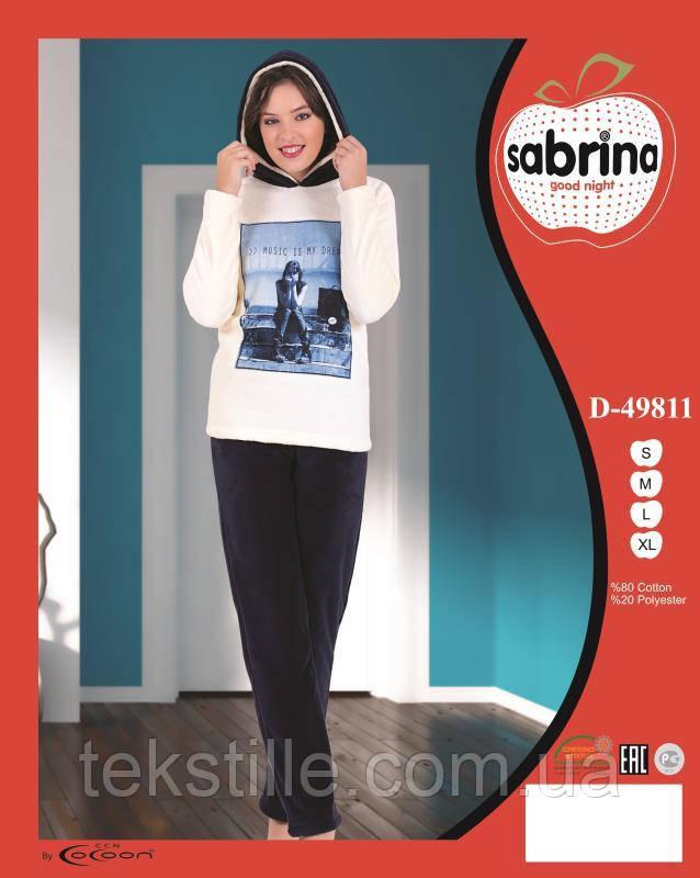 Пижама женская SAB. D - 49811