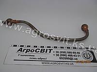 Трубка ЯМЗ-240БМ подвода топлива к ТНВД от фильтру тонкой отчистки, 240Н-1104426