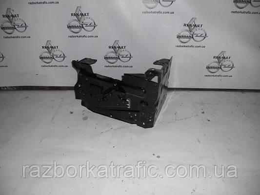 Ящик аккумулятора на Renault Kangoo