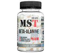 MST Beta-Alanine 120 caps