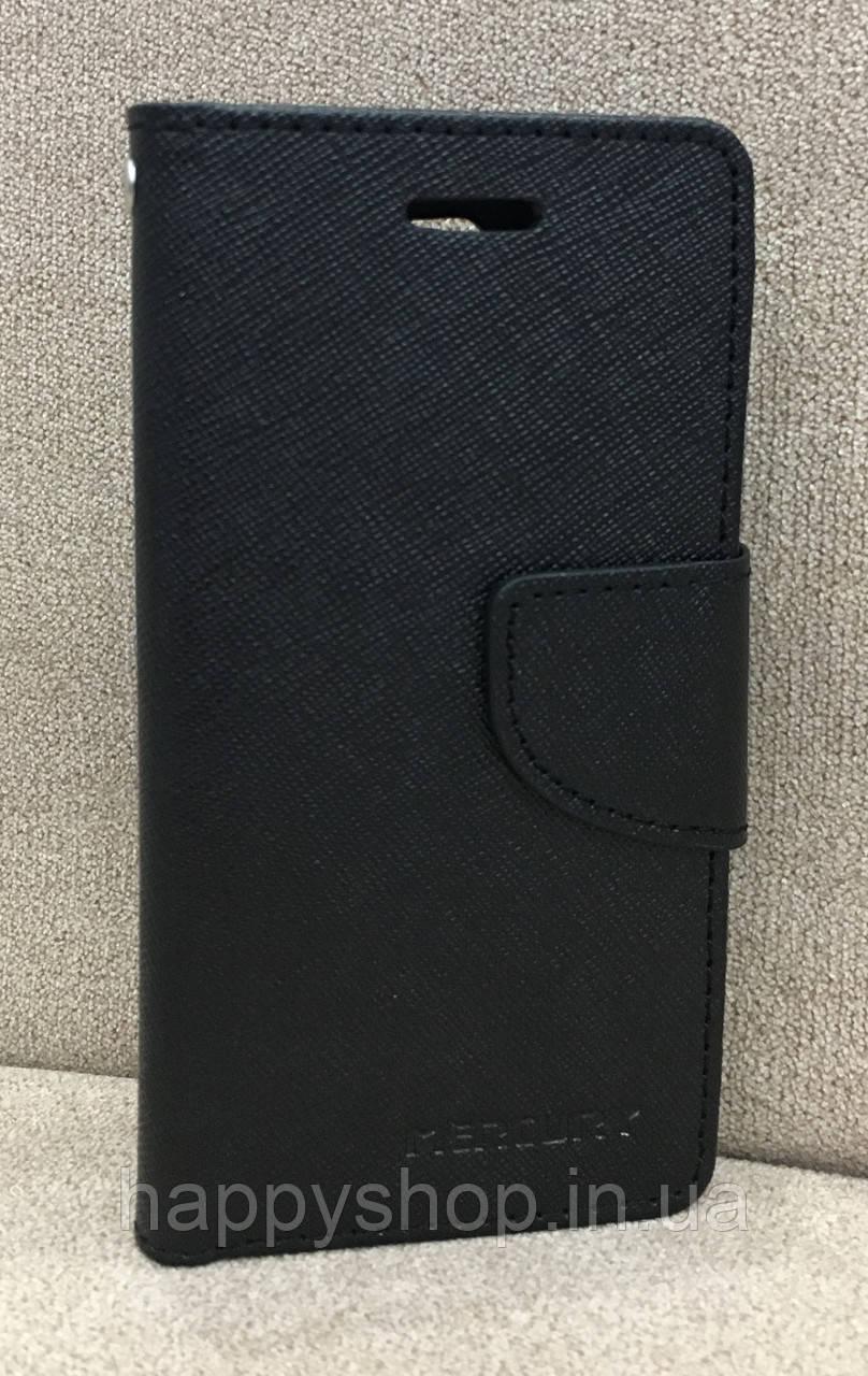 Чехол-книжка Goospery для Lenovo Vibe C2 (K10A40) (Black)