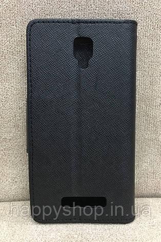 Чехол-книжка Goospery для Lenovo Vibe C2 (K10A40) (Black), фото 2