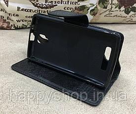 Чехол-книжка Goospery для Lenovo Vibe C2 (K10A40) (Black), фото 3